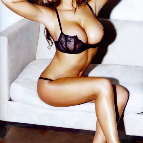 Lucy Pinder nude