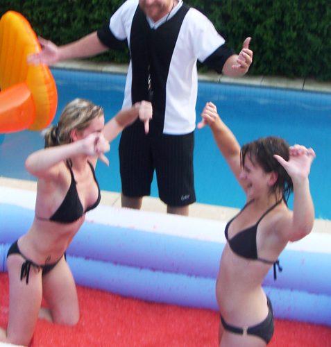 Jelly Wrestling Maddness