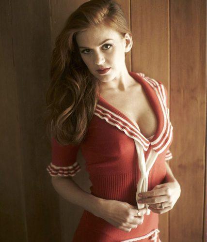 sexy Isla Fisher