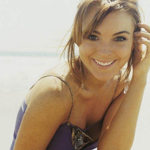naughty Lindsay Lohan