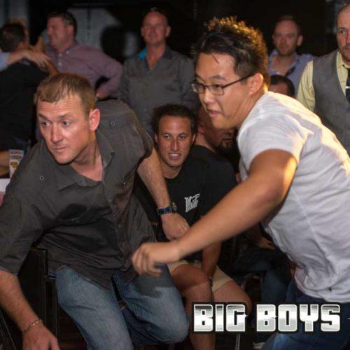 Big Boys Club Burger Bar