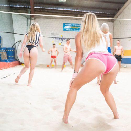 Beach Volleyball Bucks Party